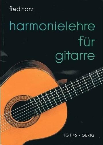 Гармония для гитаристов. Гарц Ф.